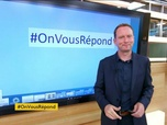 Replay On vous répond