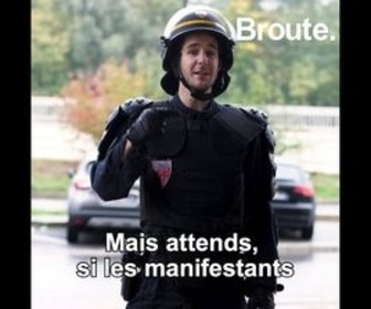 Replay Broute - CRS vs pompiers