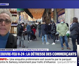 Replay BFM story - Story 4 : Couvre-feu à 18h, comment s'organiser ? - 15/01